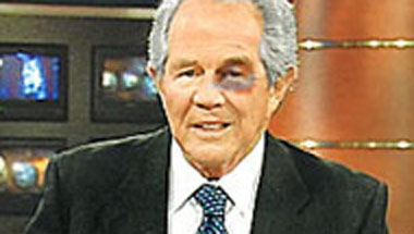 God Starts Randomly Smacking Pat Robertson