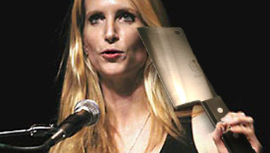 Coulter Launches Campaign Against Orphans, Puppies