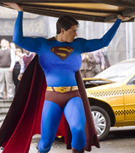 Superman Fans Protest Missing Bosoms