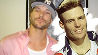 Kevin Federline To Move In With Vanilla Ice