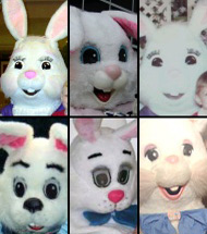 Probe Launched Into Firing Of Six Mall Easter Bunnies