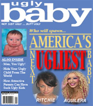 Aguilera, Richie Offspring Vie For Ugliest Baby Honors