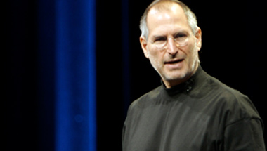 Steve Jobs Unveils New iTurtleneck