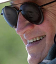 Image In Cheney's Glasses Actually Bush's Eternal Soul