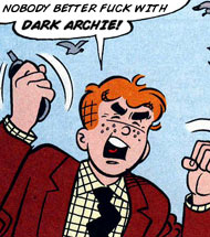 Riverdale Gang Goes Gritty In 'Dark Archie'