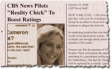 CBS News Pilots