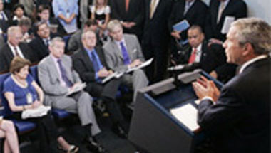 White House Press Corps To Hone Note-Taking Skills