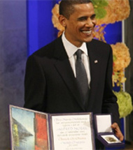 Jimmy Carter Blames Obama Nobel Prize On Racism