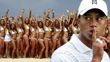 Tiger Woods Converting To Islam 'For The Virgins'