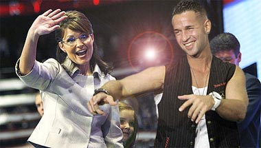 Palin Names 'The Situation' As 2012 Running Mate