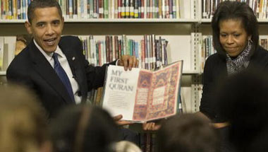Obama Glad Pastor Didn't Burn 'My Beloved Quran'