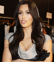 Kim Kardashian Upset Over Naked Photos In Economist