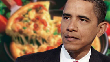 Obama Strikes Pizza From 2014 Budget