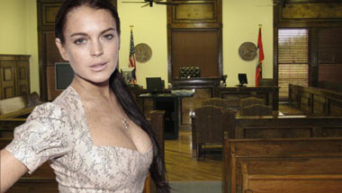 Lindsay Lohan Mulls Sex Offer From Judge