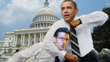 Debt Ceiling Talks Devolve Into Poopyface Bullying
