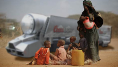 Coors Light Sends Party Train To Somalia