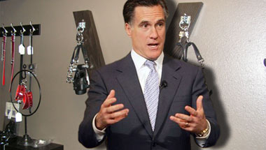 Romney's Renovations To Include Salon, Dungeon