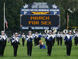 HS Band Members Getting Laid In Record Numbers