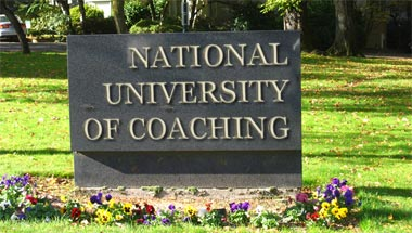 University Cancels Course In Coaching, Fondling