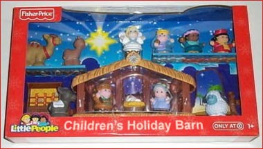 Ordinance Renames Manger Scenes 'Holiday Barns'