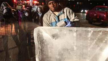 Ice Sculptures Discovered To Be Not That Interesting