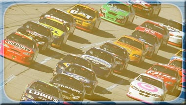National Association  Stock  Auto Racing Auction on Satire   All Known Products Now Sponsoring Nascar   Cap News