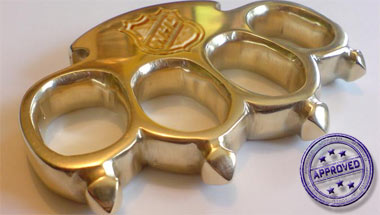 NHL To Allow Brass Knuckles During Fights