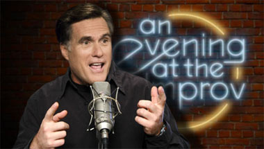 Romney To Launch 'Capitalism Comedy Tour'