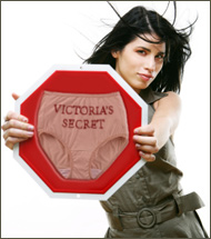 Victoria's Secret Introduces Marriage-Saving Panties