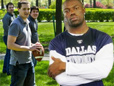 Terrell Owens Cut From Neighborhood Pickup Game