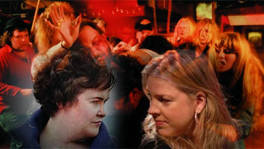 7 Arrests In Susan Boyle, Diana Krall Entourage Brawl