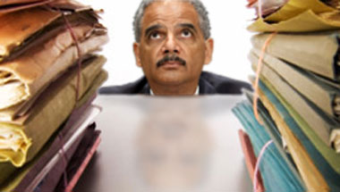 Holder Charges Dropped Due To Too Much Reading