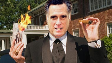 Romney Tax Returns Show History Of NPR Donations