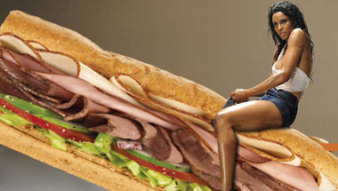 Subway Introduces New Fifty Shades Of Footlong