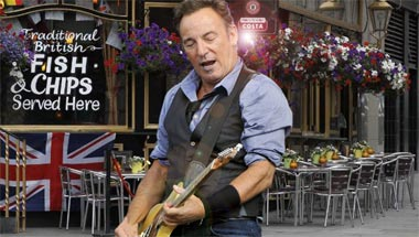 Springsteen's E Street Band Suffering From 'Exhaustion'