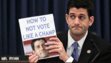 Paul Ryan Proposes Non-Voter ID Laws