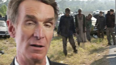 Bill Nye Video Slams Zombie Apocalypse Theorems