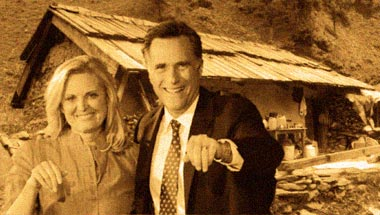 Ann Romney Remembers Her Days 'Living As A Poor'