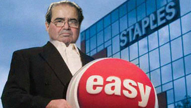 Scalia: Being On Supreme Court 'Super Easy'