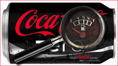 Investigation: Most Coke Zero Cans Actually Empty