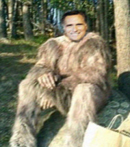 Reports: Utah Bigfoot Was Actually Sad Mitt Romney