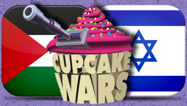 Israel, Palestine To Duke It Out On Cupcake Wars