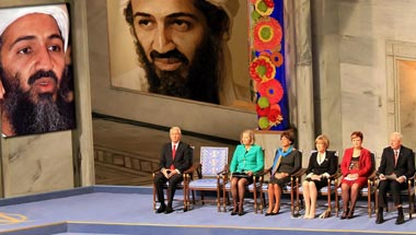 Osama bin Laden Shoo-In For 2013 Nobel Peace Prize