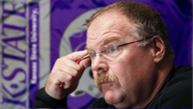 Andy Reid Reneges KC Job, Thought It Was K-State