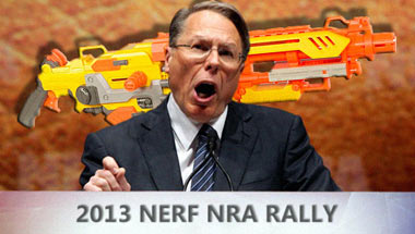 NRA: It Is Time To Arm Our Guns