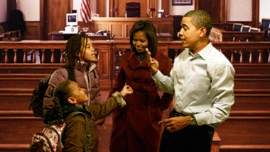 Court Rules Obama Kids' Bedtimes Unconstitutional
