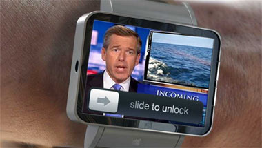 Apple Sued By Chicago PD Over New '2-Way Wrist TV'