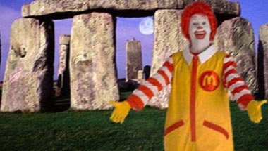 Study Suggests Stonehenge Was Prehistoric McDonald's