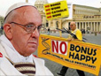 Vatican Workers Threaten To Strike, Turn Protestant