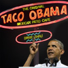 Obama Pushes For 'Taco Tuesdays' During Day Trips